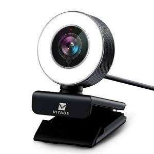 19744 1 pc webcam for streaming hd 108