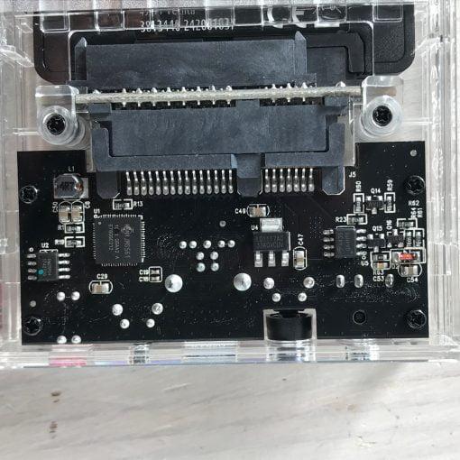 25 RAID Enclosure Orico Board