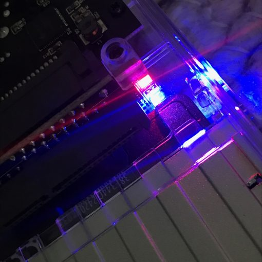 25 RAID Enclosure Orico LED