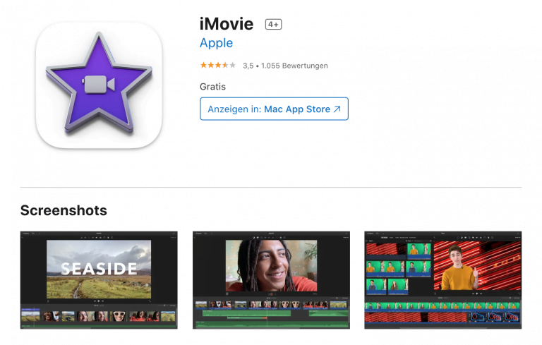 Updates for iMovie, Final Cut and more