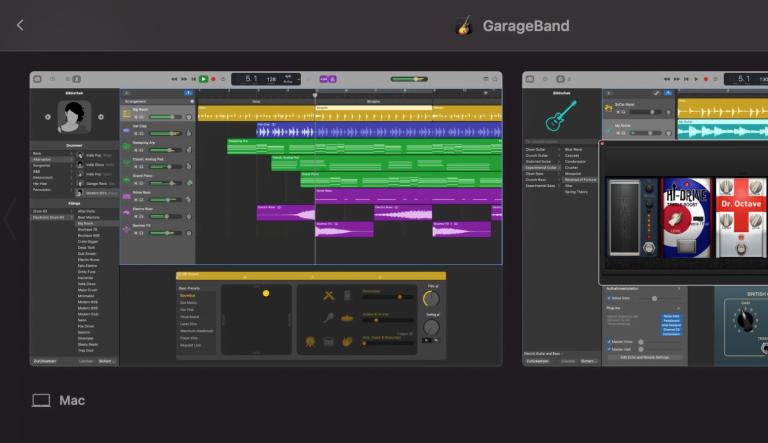 Security update for GarageBand on macOS Big Sur