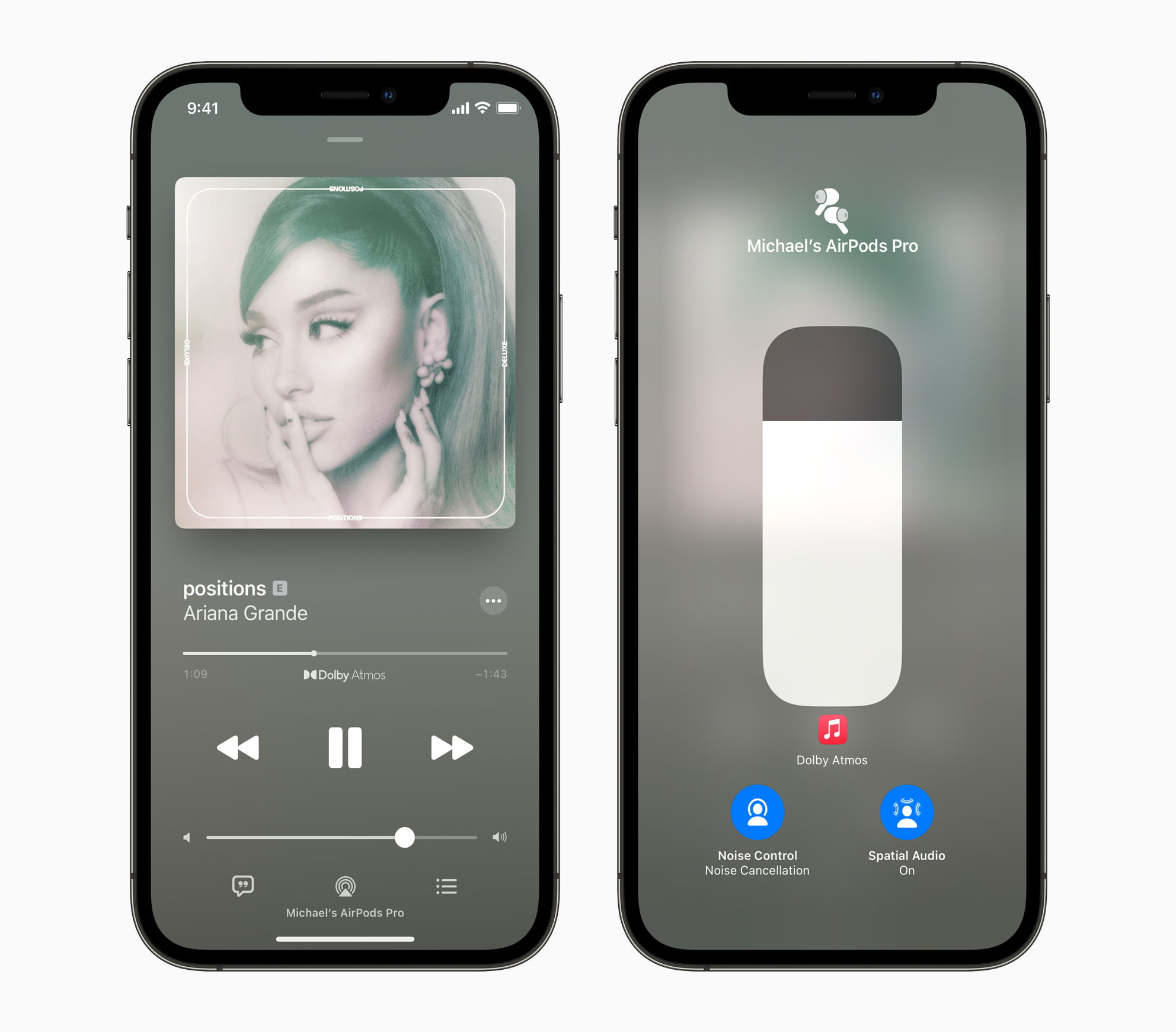 Apple Music Spatial Audio 3D