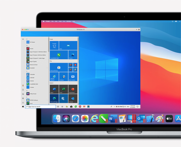 Parallels brings Windows 11 to the Mac