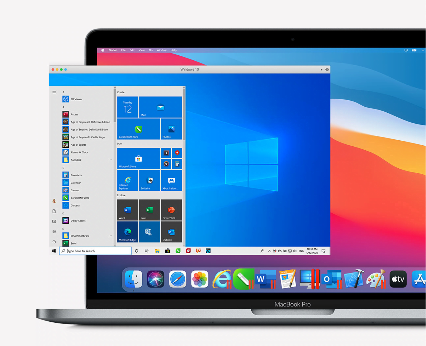 Parallels Windows 11