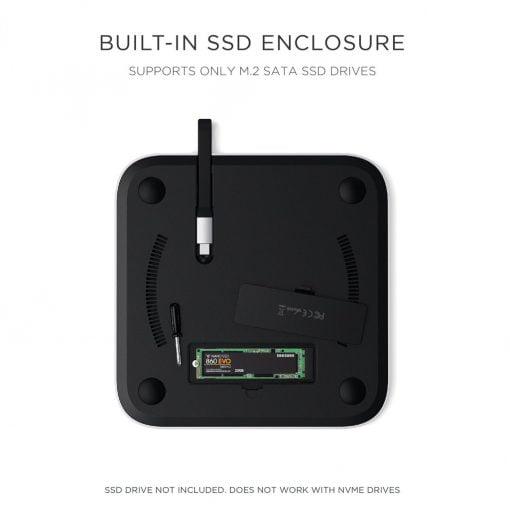 Satechi Mac mini Hub SSD