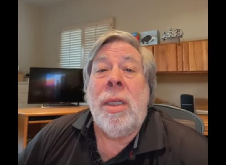 Steve Wozniak speaks positively about right to repair