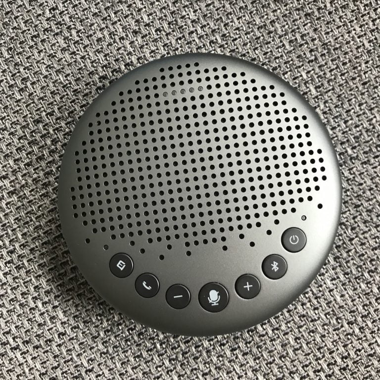 Review: Conference speakerphone eMeet Luna with Bluetooth tested