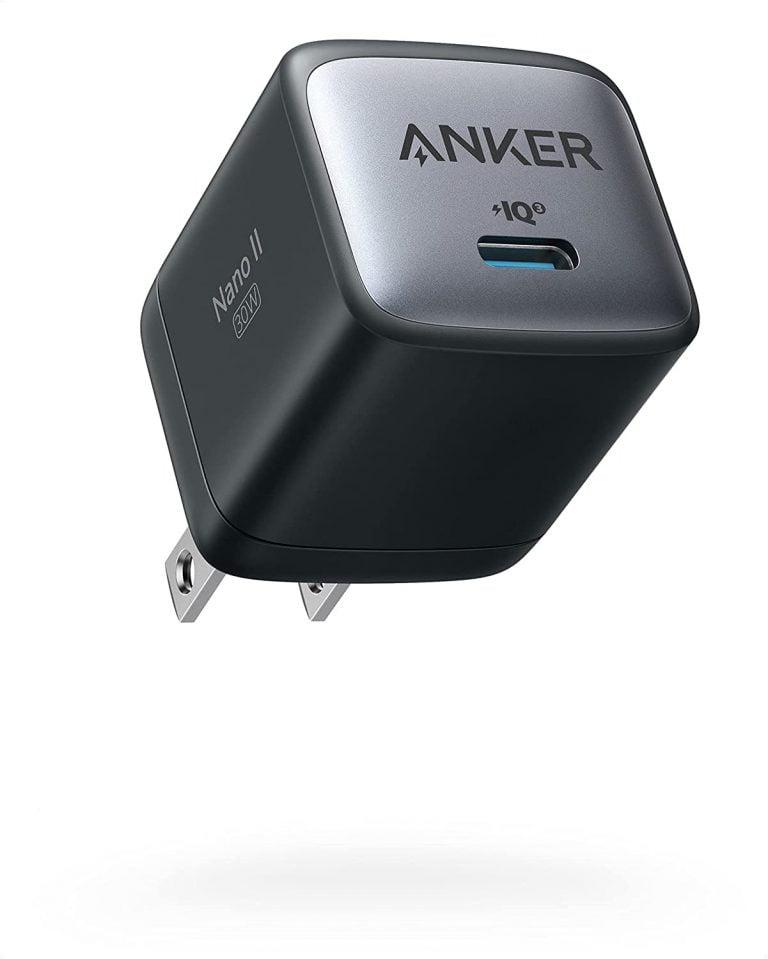 Small & Light USB-C Chargers: Anker Nano II Series