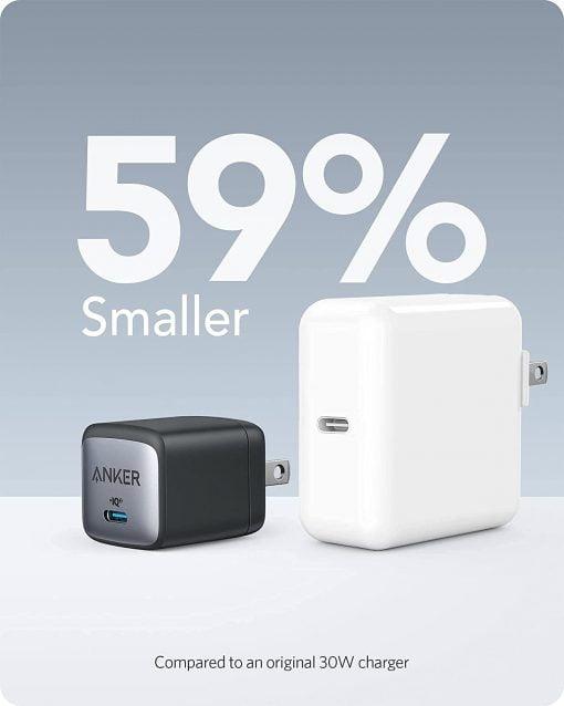 Anker Nano II Charger Comparison