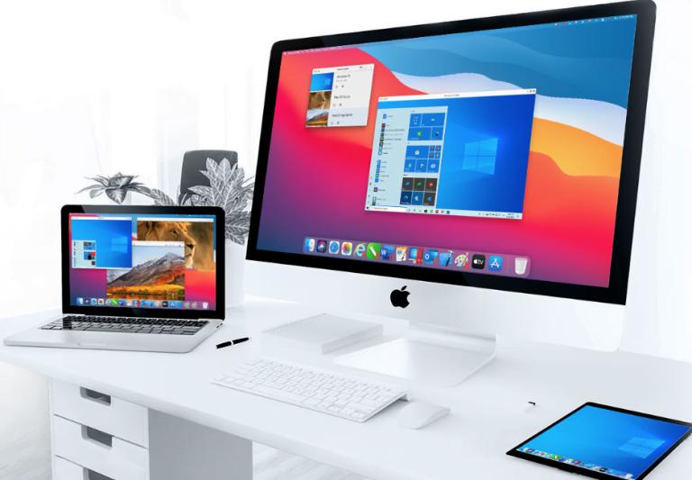Parallels Desktop 17 for macOS Monterey and Windows 11