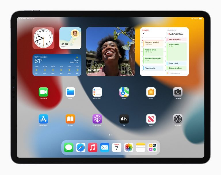 iOS 15 and iPadOS available now