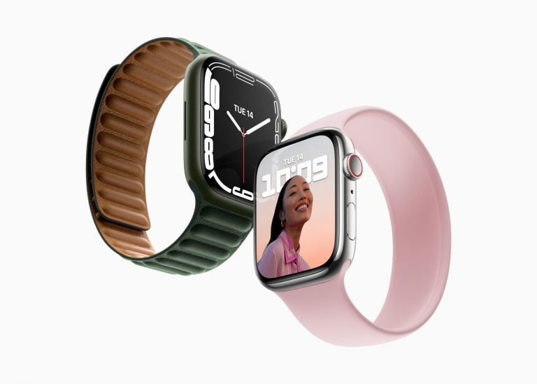 Apple Watch 7 gets larger display