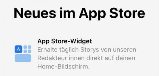 iOS 15 Gendern