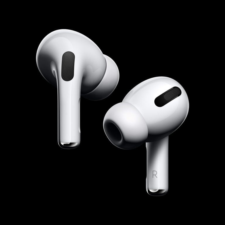 AirPods Pro static noise or ANC not working – repair program