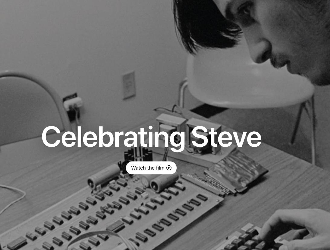 Celebrating Steve