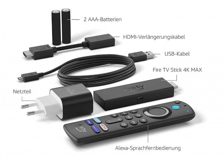 Amazon's Fire TV Stick 4K Max is available